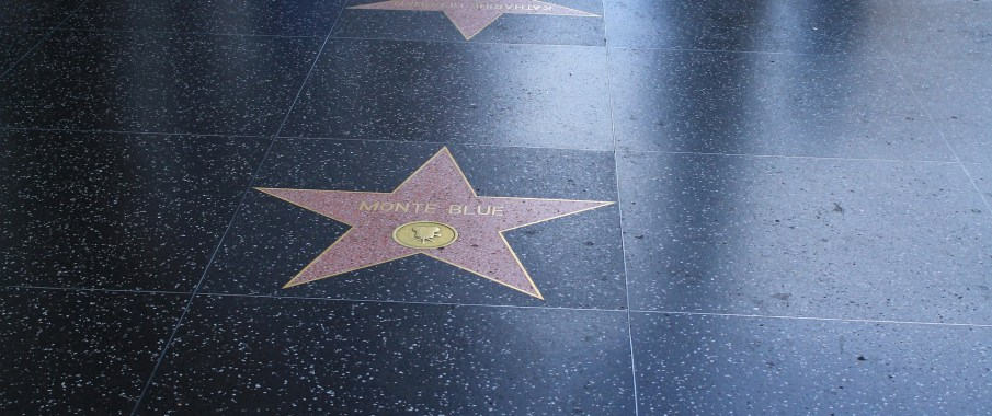 With Donald Trump's brown star available for all to see, shouldn't we be calling this the walk of shame?