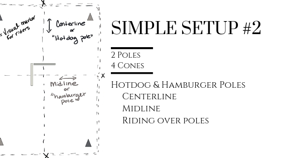 Hotdog & Hamburger Poles!- Simple Setup #2