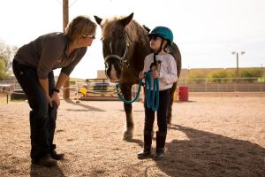 Instructing Days at Horses Help- Photo Credit Shannon Fisher Photography
