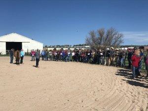"""""""Naughty Horse"""" Presentation @ 2019 Regional Conference- Colorado"""