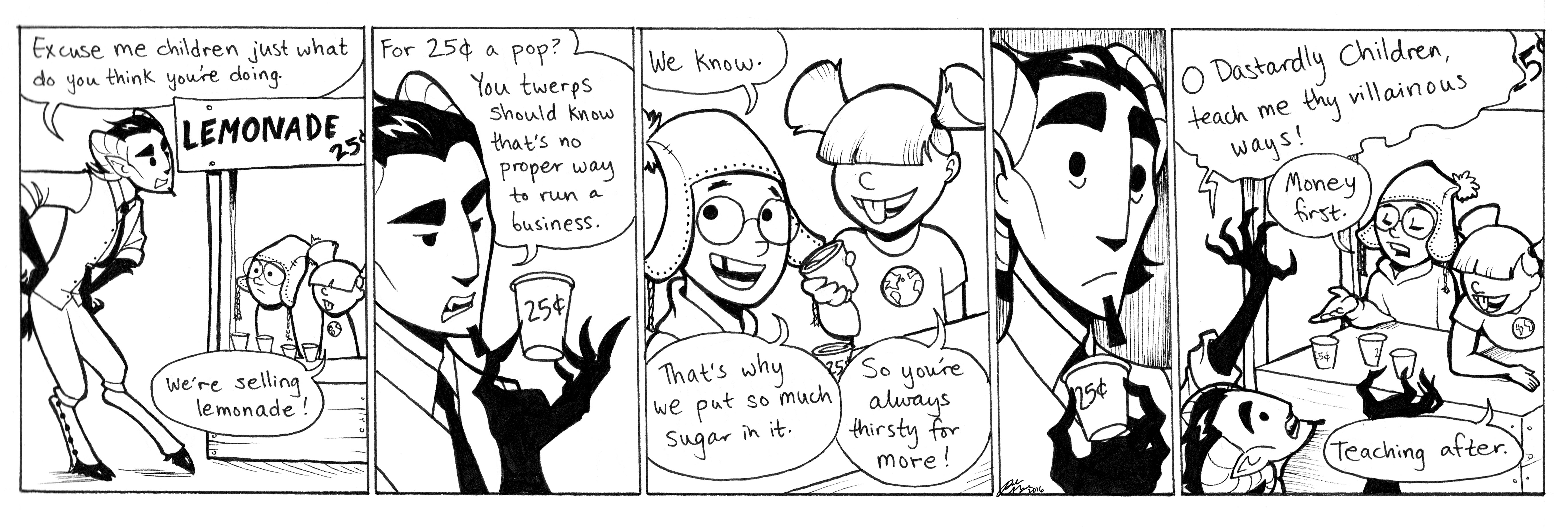 #2: Proper Business Tactics