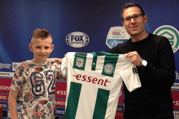 Jesper Mosselaar naar FC Groningen