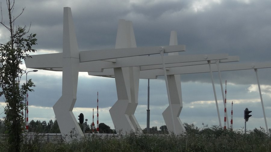 Westerbrug bij Westpoort
