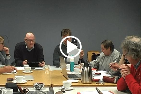vergadering wijktafel op OogTV