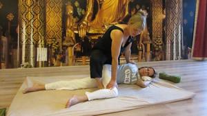 Yoga massage Yvonne