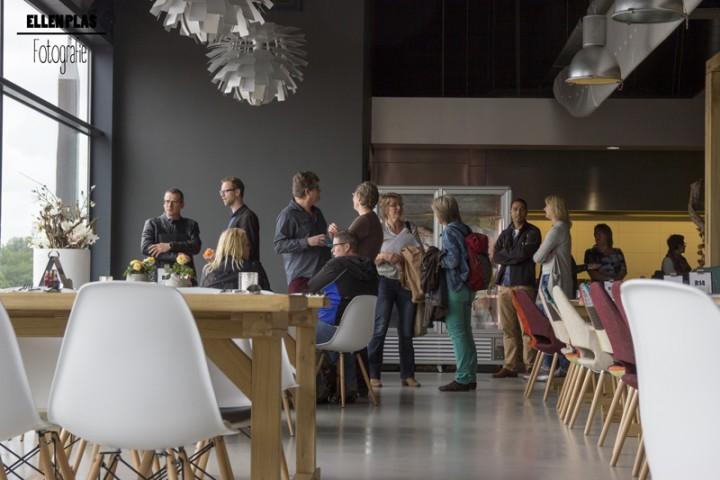 Netwerken Coffee Club Hoogkerk