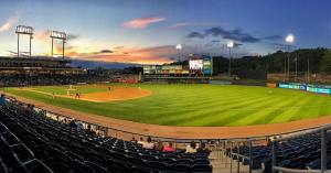 At the swbrailriders game last week Was a perfect nighthellip