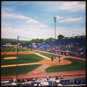Home of the B-Mets.
