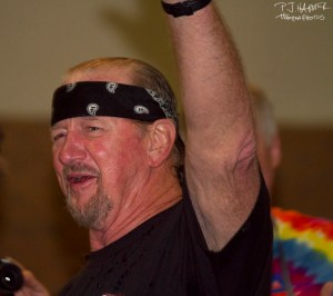 Having the chance to see a great like Terry Funk was way too cool ... and it happened in 2CW.