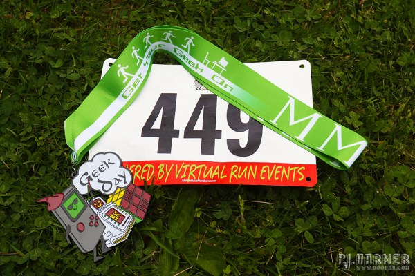 Virtual racing -- a 5K for all!