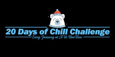 20 Days of Chill logo