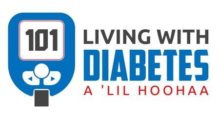 Living with diabetes logo