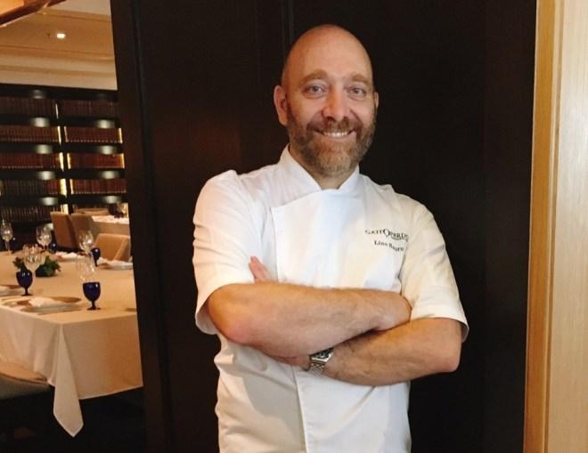 Award-winning Executive Guest Chef Lino Sauro