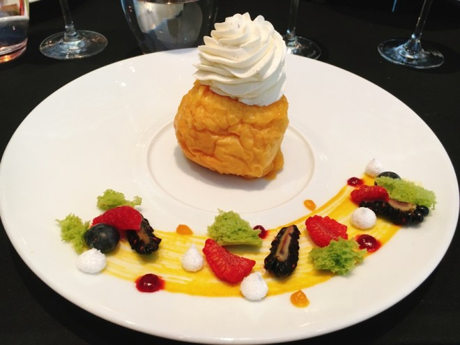 French Rum Baba