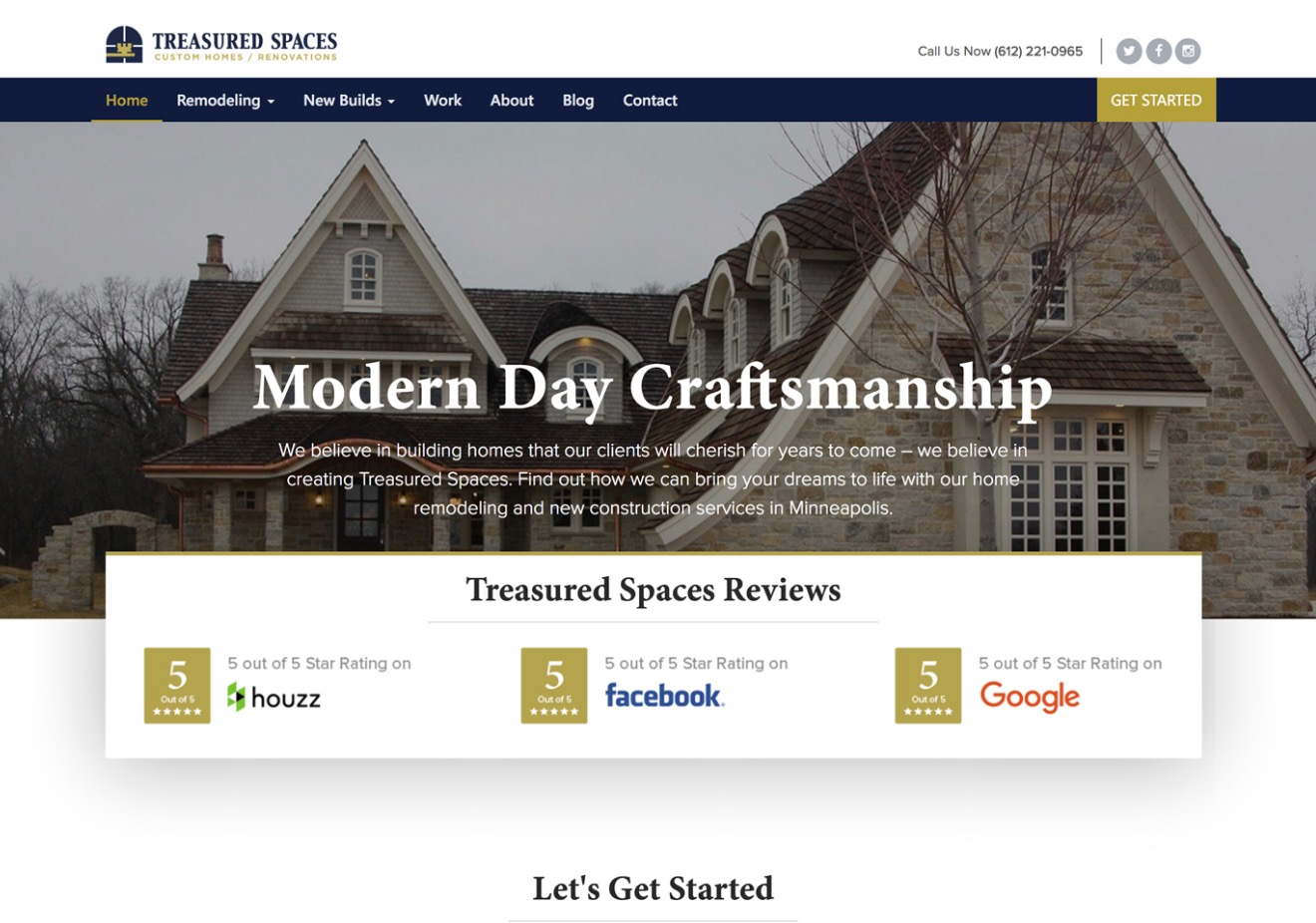 Construction Websites View 14 Incredible Company Examples