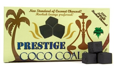 炭のレビュー / Prestige Coco Coals