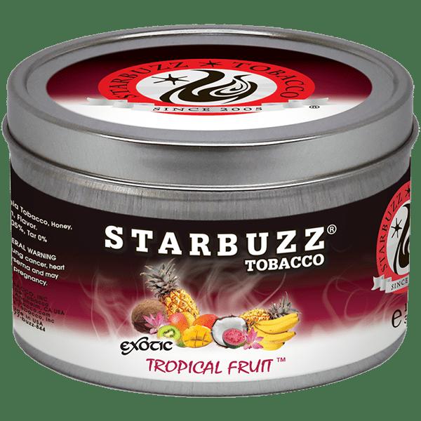 StarBuzz / Tropical Fruits(薄めのトロピカルテイスト)