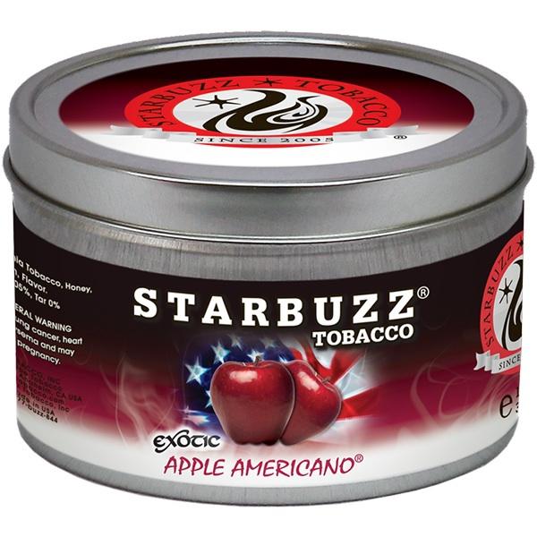 StarBuzz / Apple Americano(既存のAppleの香りの複合体)