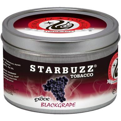 StarBuzz / Black Grape(調節できれば美味しいグレープ)