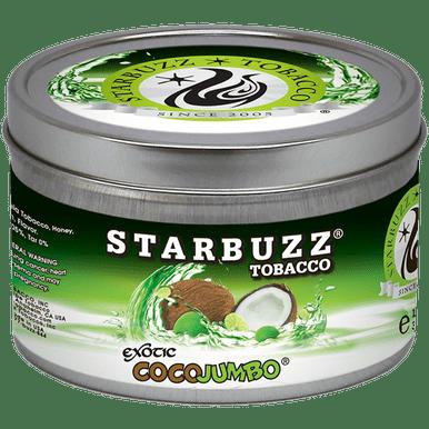 StarBuzz / Coco Jumbo(ライムとココナッツのMix、美味しい)