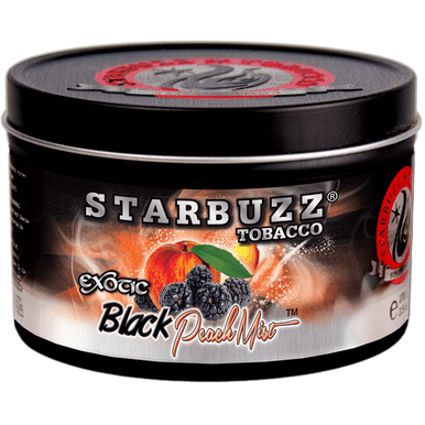 StarBuzz Bold / Black Peach Mist(ソフトな甘い香りと清涼感)