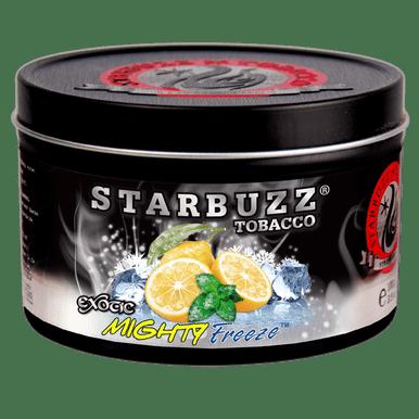 StarBuzz Bold / Mighty Freeze(透明感のある非常にクリアなレモンミント)