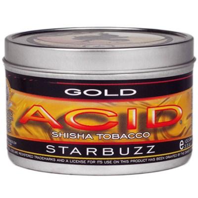 StarBuzz Acid / Gold(非常に美味しいチョコレート&オレンジ)