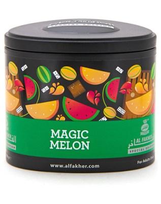 Al Fakher Special Edition / Melon Mayhem(火の調節には難があるが、美味)