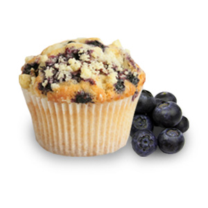 Fumari / Blueberry Muffin(確かにブルーベリーマフィン、斬新かつ美味)
