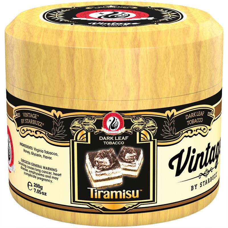 StarBuzz Vintage / Tiramisu(コーヒーとバニラとチョコレートのMix、ベイリーズのような香り)