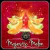 Alchemist Blend / Majestic melon(シーシャのメロン然とした分かりやすい香り、ソツなく良く出来ている)