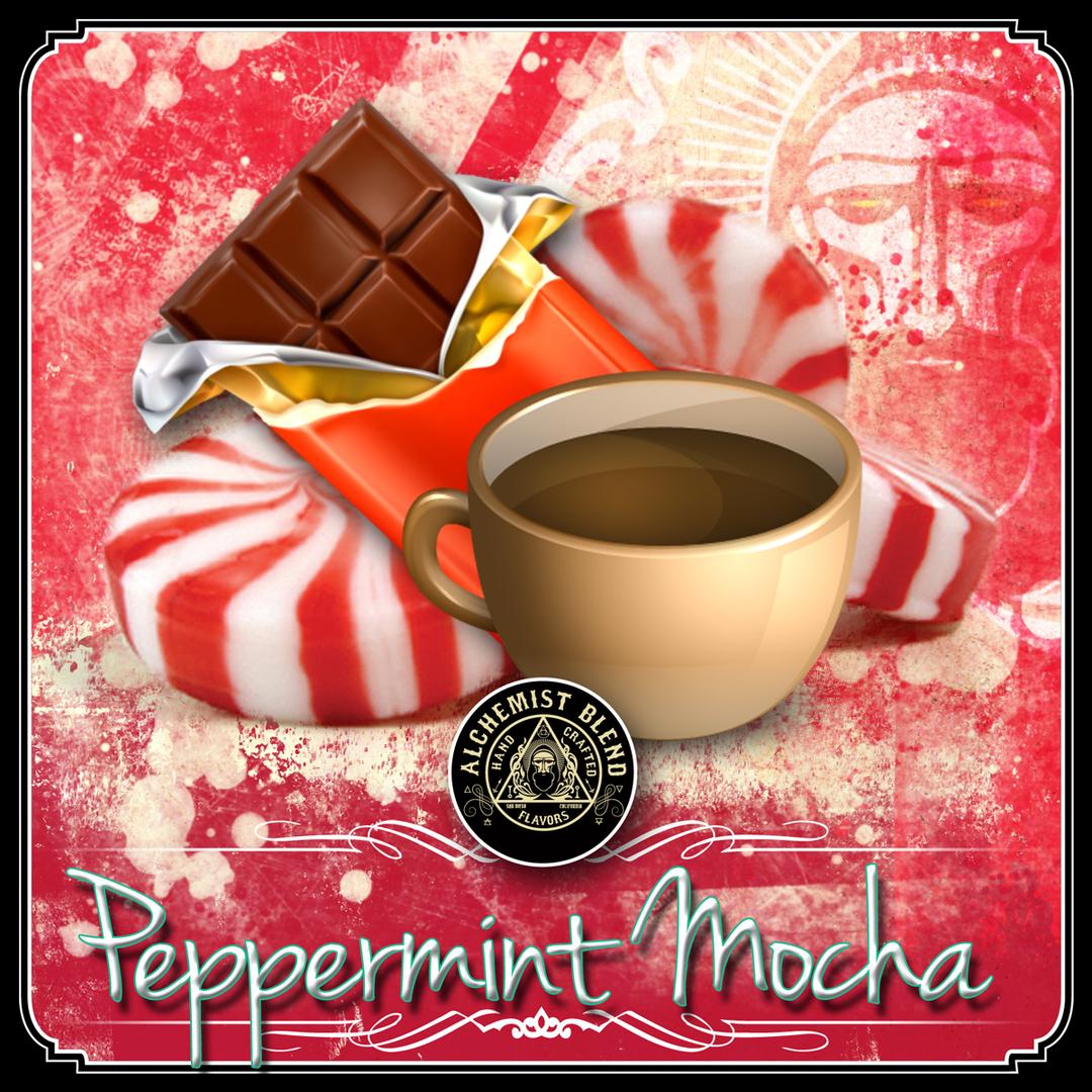 Alchemist Blend / Peppermint Mocha(強い清涼感が特徴のチョコミント)