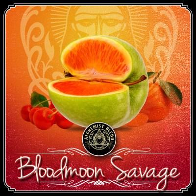 Alchemist Blend / Bloodmoon Savage(ブラッドオレンジ、なかなか再現度が高い)