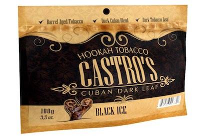 Fantasia Castro's Blend / Black Ice(強めのダークリーフの香りが良く活かされたBlueberry系)