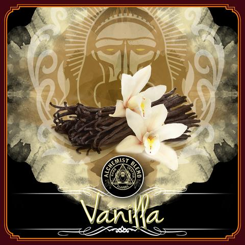 Alchemist Blend Straight / Vanilla(香り自体は甘いがノドに残るクドさが無く、意外とスッキリ)