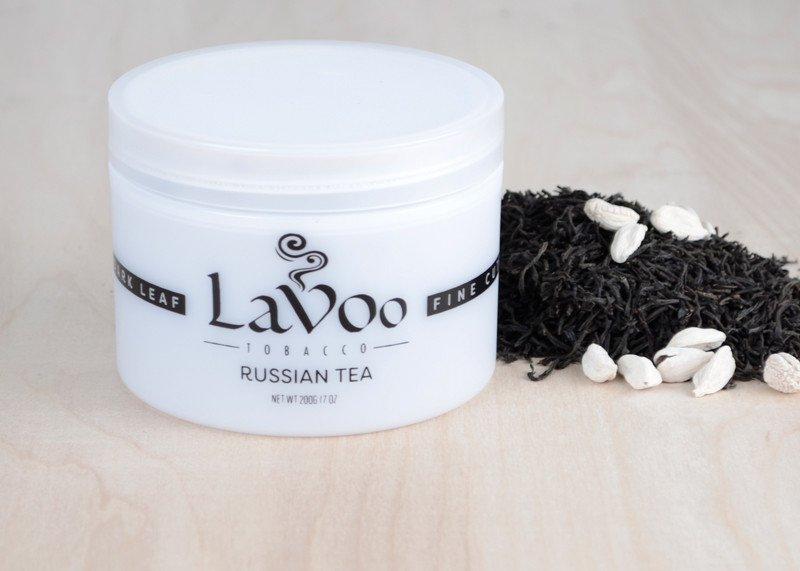Lavoo / Russian Tea(今まで試した中でも、最も出来の良いアールグレイの1つ)