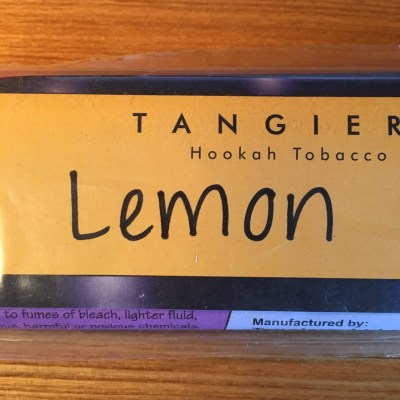 Tangiers Noir / Lemon(煙の質も含めオーソドックスなLemon系が半歩ほどリファインされている)