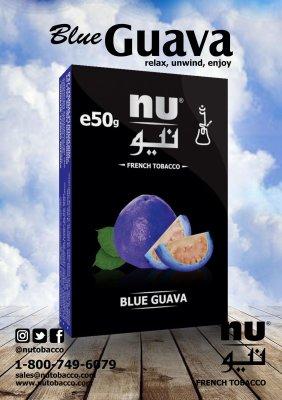 Nu Hookah / Blue Guava(グァバメインのフレッシュのミックスジュースのような香り、美味しい)