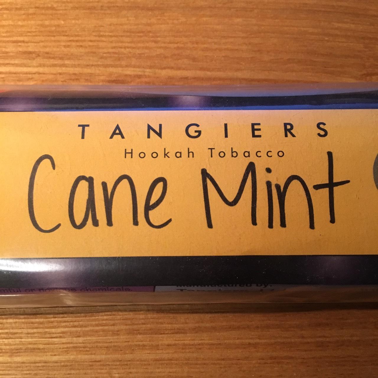 Tangiers Noir / Cane Mint(Tangiersの中で最も売れているフレーバー、美味しい)