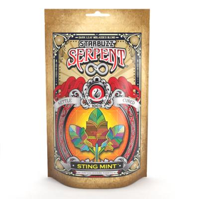 StarBuzz Serpent / Sting Mint(ダークリーフの香りを活かしたシャープで冷たいMint系)