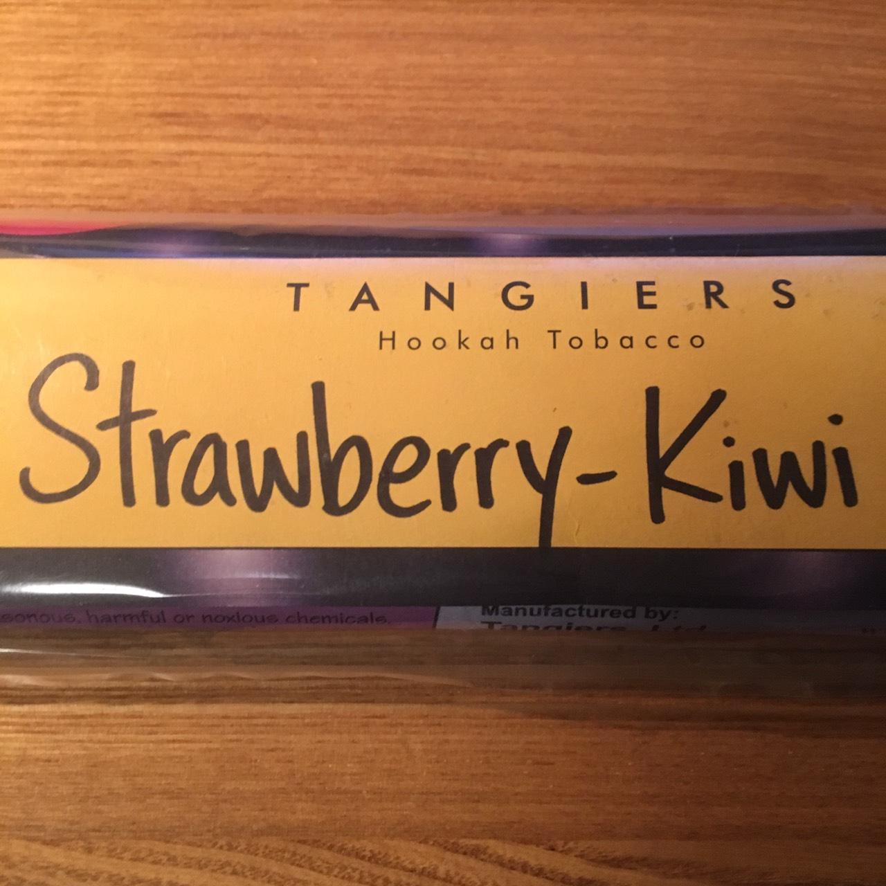 Tangiers Noir / Strawberry Kiwi(Strawberry系:Kiwi系=1:1ぐらいのMix)