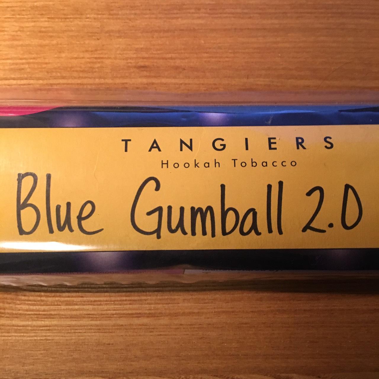 Tangiers Noir / Blue Gumball 2.0(やや中東の会社っぽい仕上がりのBlueberry系)