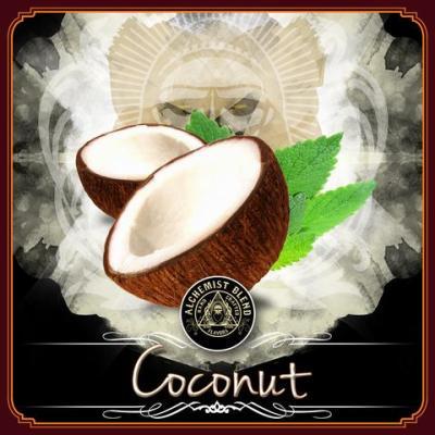 Alchemist Blend Straight / Coconut(ややサッパリめで、ココナッツウォーターやココナッツジュースのような香り)