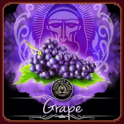 Alchemist Blend Straight / Grape(Black Grape系の中で最も良く出来たフレーバーの1つ、美味しい)