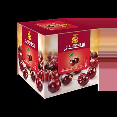 Al Fakher / Cherry(ダークチェリーで作った酸っぱめのジャムのような香り、ケミカルさやツンとした感じは控えめ)