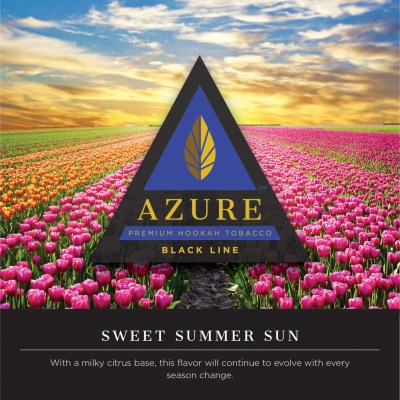 Azure Black / Sweet Summer Sun(Orange Cream系、AFのOrange with Creamと似ている)