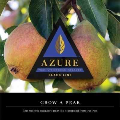 Azure Black / Grow a Pear(熟していない固めの洋ナシと言った香り、あるいはシンプルなGreen Apple系)