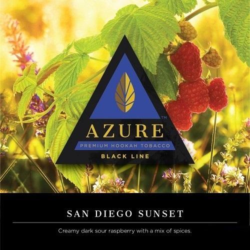 Azure Black / San Diego Sunset(Lime系とRaspberry系のMixを、Cream系とLicorice系の香りで少しマッタリさせた感じ)