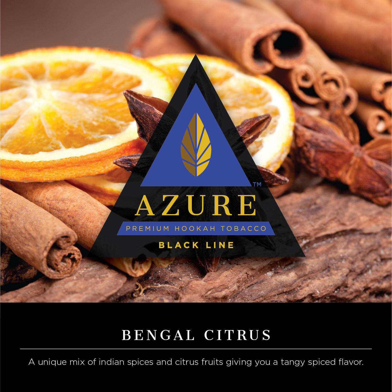 Azure Black / Bengal Citrus(アッサリしたLemon系とターメリックのようなSpice系と香草の香りのMix)