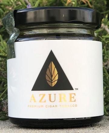 Azure Premium Cigar Tobacco(葉巻から物が焦げたニオイや辛味を抜いたような香り)